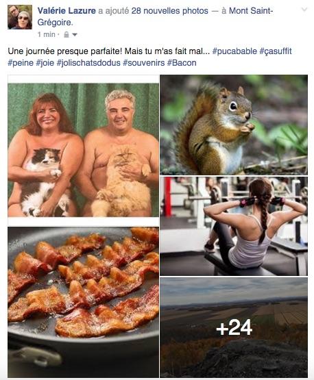 Amis FB_Combinaison